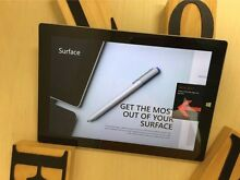 99% new Microsoft Surface 3 black 64G in box with keyboard Calamvale Brisbane South West Preview