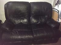 Free recliner sofa