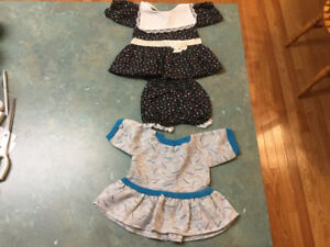 Cabbage patch doll clothes and knit $ crocheted patterns