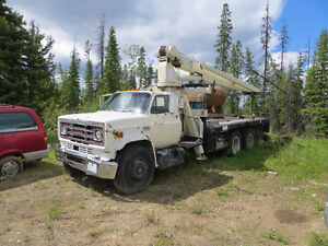 20 ton boom truck