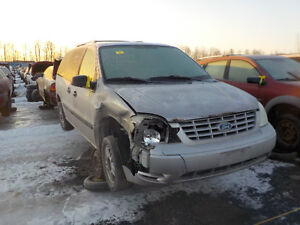 2003 Ford Freestar  Now Available At Kenny U-Pull Cornwall