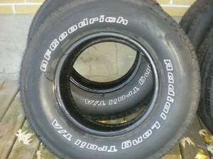 Set of 4 BFGoodrich Radial Long Trail T/A Truck Tires 265/70/16 Peterborough Peterborough Area image 3
