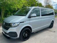2020 Volkswagen Transporter T6.1 150 7 SPEED DSG AUTO 9 SEAT SHUTTLE SE LWB IN R