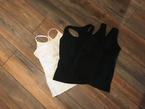 Lululemon tops x3
