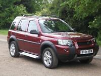 Land Rover Freelander 2.0Td4 HSE