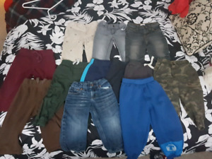 Huge lot of boys 2t clothes