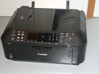 Canon MX420 all in one printer