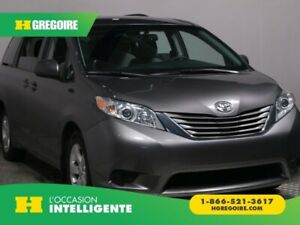 2017 Toyota Sienna LE A/C GR ELECT MAGS BLUETOOTH