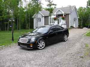 Cadillac cts-v supercharge 2004