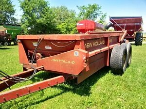 1994 New Holland 195 Manure Spreader London Ontario image 3
