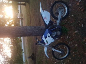 Trade for youth snowmobile