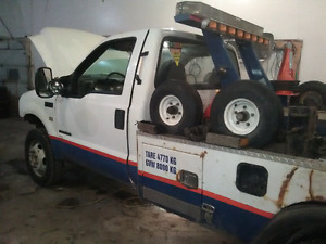 1999 f450 tow truck