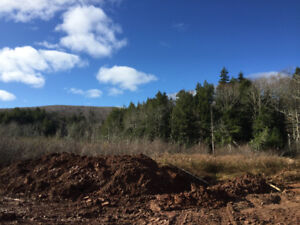 Chalet Building Lot in Wentworth