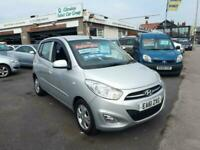 2011 Hyundai i10 1.2 Active Automatic 5-Door From £4,895 + Retail Package HATCHB