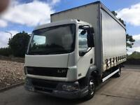 2006 06 DAF LF45.150 20ft curtainsider