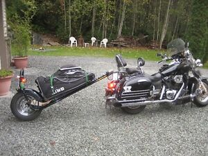 eaglemate motorcycle trailer