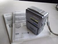 Sony HandyCam Micro MV