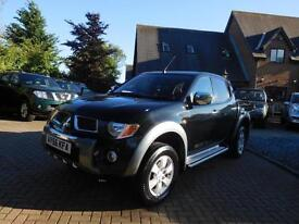2006 56 Reg Mitsubishi L200 2.5DI-D 4WD Double Cab Pickup Animal