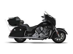 2017 Indian Motorcycle Roadmaster Thunder Black