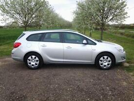 2012 VAUXHALL ASTRA 1.7CDTi ECO FLEX EXCLUSIVE ESTATE ~ AIR ~ FINANCE AVAILABLE