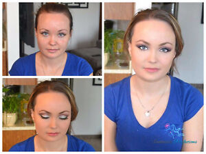 80$ FULL BRIDAL MAKEUP!!! Airbrush Makeup Now Available
