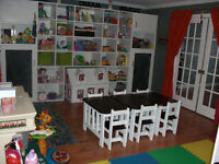 QUALITY CHILD CARE-LICENSED HOME DAYCARE- HANWELL