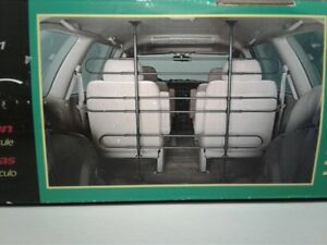 Pet Barrier for SUVs and Vans