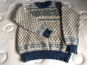 DALE Norwegian wool sweaters