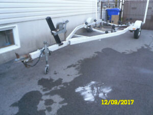 strong easy loader boats trailer must sell ,only 750$ !