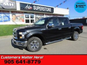 2015 Ford F-150 XLT  4X4 XLT 5L V8 CREW POWER GROUP ALLOYS