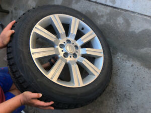 Winter Tires P255/55R20 107T DMV-2 Bridgestone Blizzacks