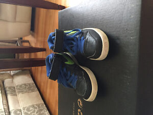Nike Black and Blue Boys Shoes Windsor Region Ontario image 1