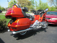 Orignal Owner Honda Goldwing GL 1800