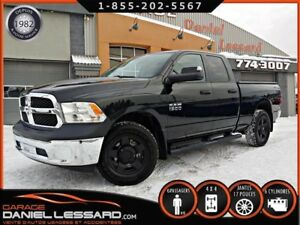Dodge Ram 1500 4X4 QUADCAB 3.6 LV6, BOÎTE 6.4', CLEAN TITLE ! 20