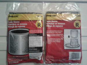 Shop Vac 90585 Foam Sleeves for most Wet Dry Vacs