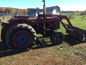 1950 international  mccormick  w4up for trade