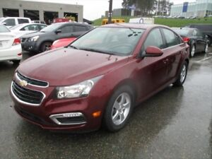 2015 Chevrolet Cruze 2LT BROWN LEATHER! LOW KM!