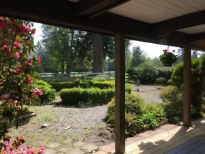 Barn House for Rent in Langley!