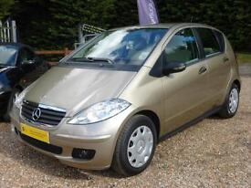 MERCEDES-BENZ A150 1.5 AUTO CLASSIC SE, AIR CON, 86000 MILES ONLY