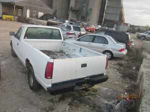 LAST CHANCE PARTS 1990 CHEVY C1500 FOR PARTS @PICNSAVE WOODSTOCK