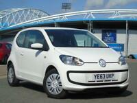 2014 VOLKSWAGEN UP 1.0 BlueMotion Tech Move Up 3dr