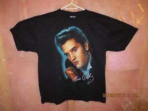 Elvis T-Shirt XL