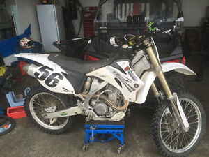 Moving must sell YZF250 x 2
