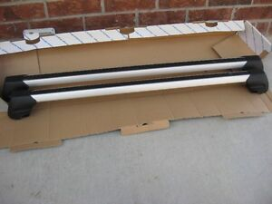 VW Golf wagon roof rack cross bars