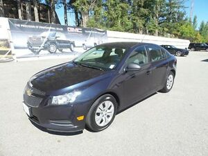 2014 Chevrolet Cruze 2LS Local one owner