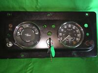 Landrover Series Instrument panel. STALHAM AREA. Can post.