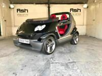 Smart Crossblade 600cc Brabus Rare collectors Export px swap