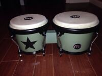 Bongos Meinl - mint condition