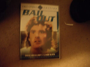 Collector's Edition of BAIL OUT w David Hasselhoff & Linda Blair