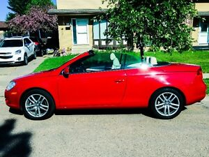 2008 VW Eos Convertible